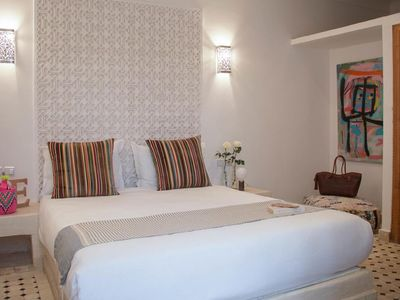 Photo for Standard Double Room II, Riad Lamzia, in the heart of Marrakech