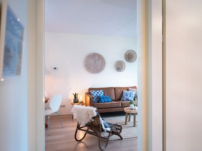 Photo for Modern apartment in the centre of Scheveningen within 200 m from the beach
