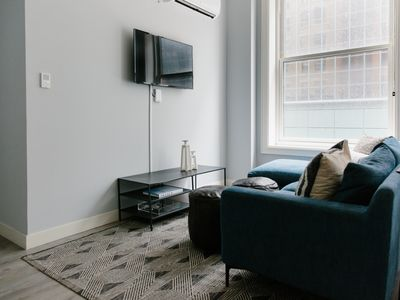 Photo for 4BR Apartment Vacation Rental in Chicago, Illinois