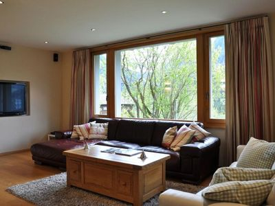 Photo for Modern chalet close to center and ski slopes