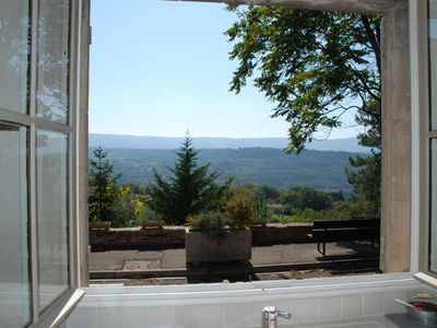Photo for In the heart of LUBERON Confort, Location and Exceptional View