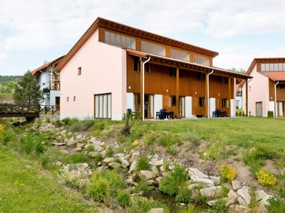 Photo for 4-person bungalow in the holiday park Landal Marina Lipno - on the water/recreation lake