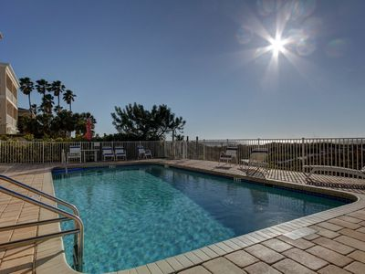 Photo for Large, Exclusive Gulf Side Condo, 3 BR-2BA in Beautiful Indian Rocks Beach