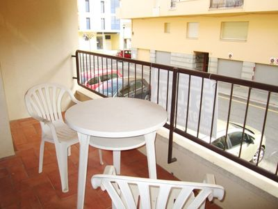 Photo for Apartment with balcony near the beach in Llançà - 858