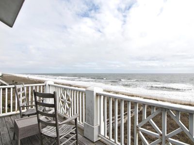 Photo for Escape to paradise in this upscale oceanfront duplex