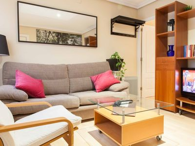 Photo for Apartment Madrid Dowtown Almagro Tribunal M (QUE8)