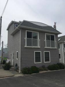 Photo for Beautiful Ocean View Home For Rent Ocean Beach Unit 1 Lavallette, NJ