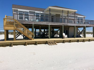 Photo for GULF-FRONT&GORGEOUS 4 BED 4 BATH BEAUTY!!!