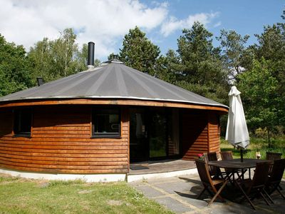 Photo for Modern Holiday Home in Hojslev with Sauna