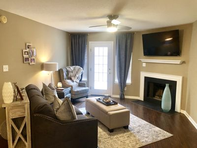 Photo for 1.5 Miles From Augusta National: 2 Bed 2 Bath Renovated Townhouse