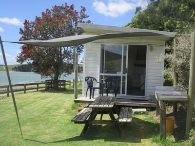 Photo for Waterfront retreat on Kaipara Harbour