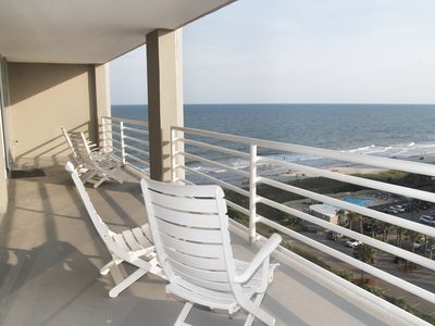 Photo for NORTH HAMPTON 1105, NEWLY REMODELED WITH A 62' OCEANVIEW BALCONY.