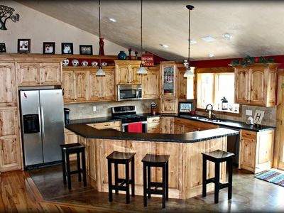 Photo for Beautiful, Large Home in Victor, ID with Great Mountain View