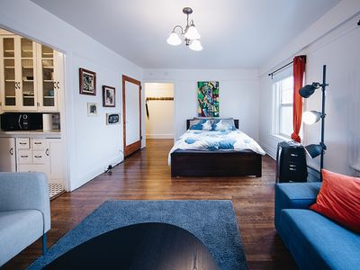 Photo for Spacious Studio Heart of the City!!!