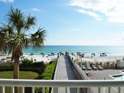 Photo for Luxury Condo, Amazing Direct Ocean View, Platinum Upgrades, Beach Service  we215