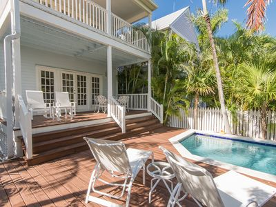 A Sanctuary Home at the Key West Golf Club
