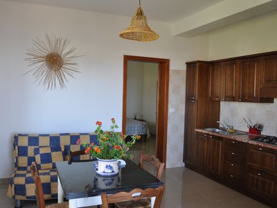 Photo for Apartment by the sea in Felloniche area TWO-ROOM APARTMENT 4
