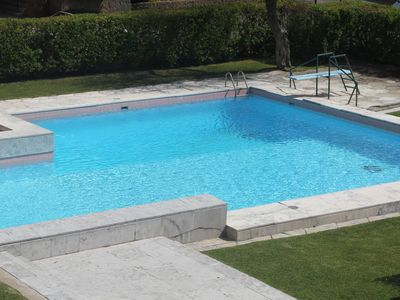 Photo for Relax in house with pool and near the beach - Estoril / Cascais