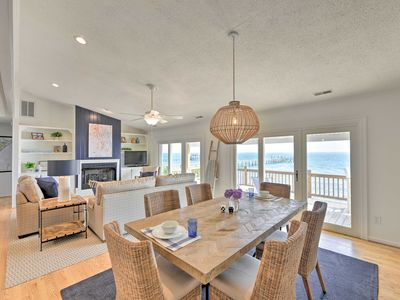 Photo for NEW! Harkers Island Home w/Waterfront Sunset View!