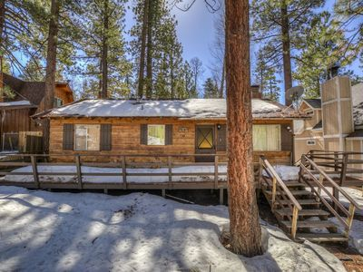 Photo for Cozy and Comfortable Cabin Perfect for an Affordable Mountain Getaway