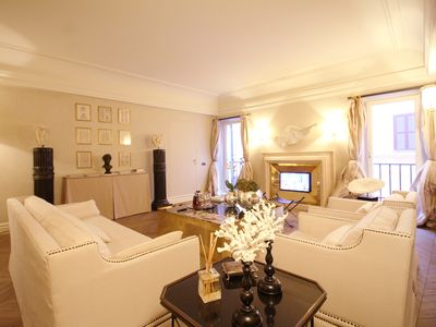 Photo for Spanish Steps Luxurious Apartment