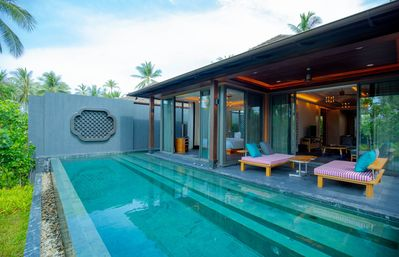 Photo for 1BR Luxury Pool Villa