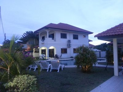Photo for 5 Bedroom family home with private pool in Jomtien. Pattaya. Thailand.