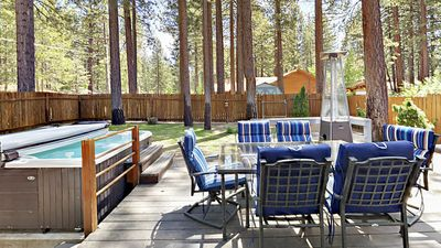 Photo for 3BR 2BA Lake Tahoe Home near Bijou Golf Course, Close to Town & Pet-Friendly!
