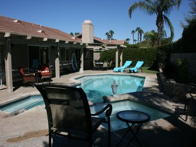 Photo for Palm Desert Private 3-Br Home with Pool and Spa