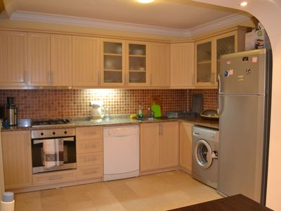 Photo for 2BR Apartment Vacation Rental in alanya, Alanya