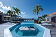 Belle Fontaine at Terres Basses, Saint Maarten - Ocean View, Large Pool, Short Drive To Beach