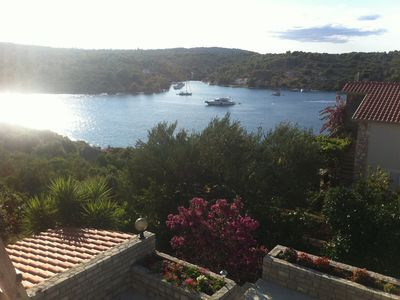 Photo for 2BR House Vacation Rental in Nečujam, Dalmatien
