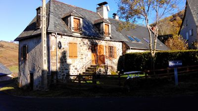 Photo for Beautiful old Cantalian house in Cantal