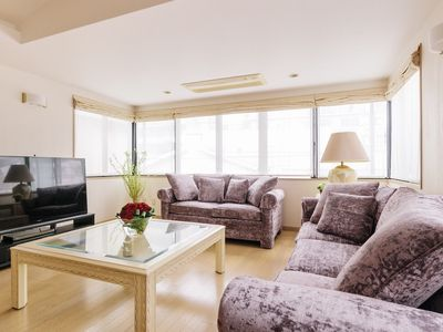 Photo for Luxury Home For Max 8 ppl in Roppongi / Free wi-fi!