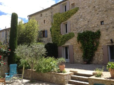 Photo for Attractive Old House In A Village Located Near Uzès, With A Swimmingpool.