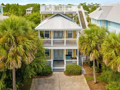 Photo for Footprints in the Sand - Seagrove Beach, 30A, Private Pool, Huge Lookout Tower!