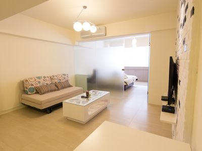 Photo for 1BR Apartment Vacation Rental in 台北, Taipei City