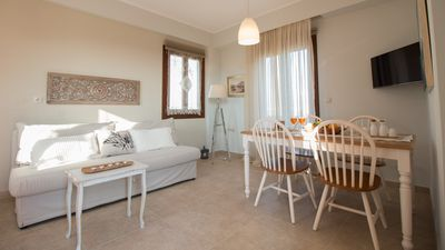 Photo for One-Bedroom Apartment with Sea View 1, First Floor - Gratsias Luxury Apartments