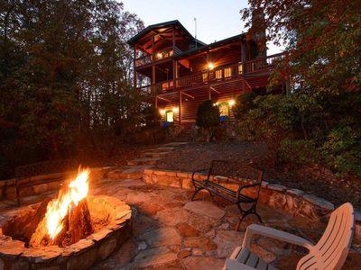 Higher Ground- Secluded   Wraparound Porch   Fire Pit   Aska Adventure Area