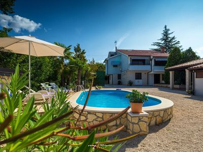 Photo for Large villa with private pool in Porec