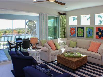 Photo for ***SALE*** BUY 4 NIGHTS, GET 1 FREE. LUXURY 3/3 CONDO ON THE ANNA MARIA SOUND. VALID THROUGH 8/31/19. DON'T MISS THIS 5 NIGHT SPECIAL AT ONE PARTICULAR HARBOUR.