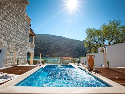Photo for Sparkling Waters Villa near The Old Town