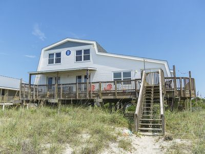 Photo for Divine Intervention: 4 BR / 2 BA home in Oak Island, Sleeps 9