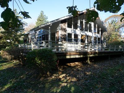 Photo for Comfortable and Airy House in Woods Hole