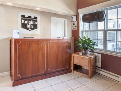 Photo for Knights Inn Fredericton- Double Room