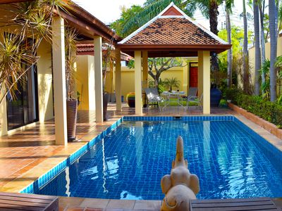 Photo for 3 + 1 Pool Villa in Jomtien Beach, Pattaya.