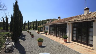 Photo for RURAL VILLA, PRIVATE POOL, TENNIS AND PADEL