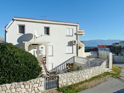 Photo for Apartments Marija, (15648), Baška, island of Krk, Croatia