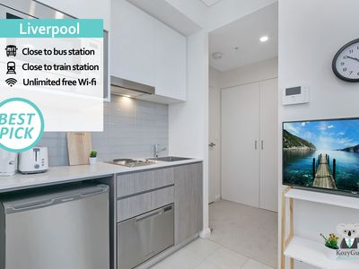 Photo for High Veiw 1Bed Studio Liverpool NLP100B