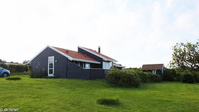 Photo for Cozy house with beautiful views of the Baltic Sea in a great location